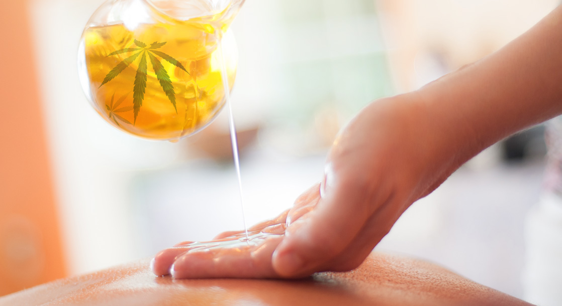 Cannabis-Infused Spa Treatments Are Mom Approved