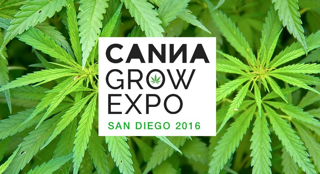 San Diego's CannaGrow Expo Was a Major Success