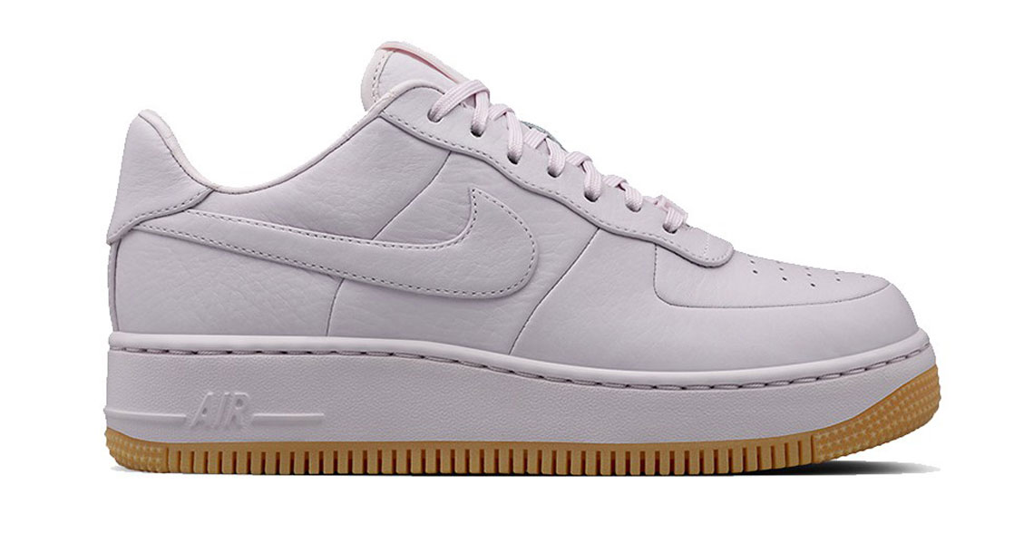 Nike Releases a Seamless Air Force 1 Upstep