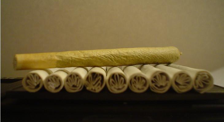 Joints vs. Spliffs