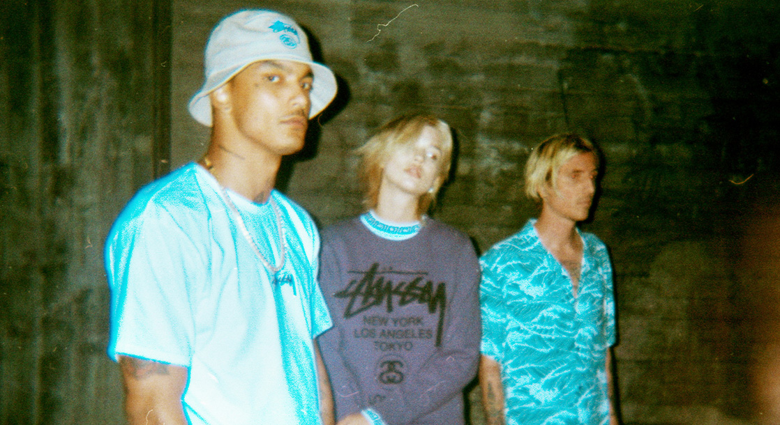 """Stüssy & Caliroots' SS16 Collection Gives Us """"Swedish Summer Nights"""""""