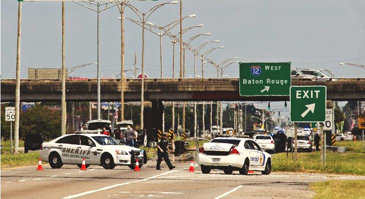 LSU's Les Miles speaks out on police shootings