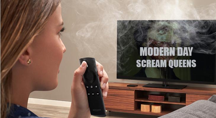 Horror Movie Scream Queens