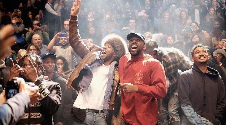 Kanye West fires back at former protege Kid Cudi