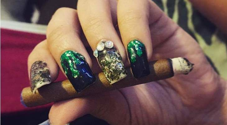 Weed Manicures Are the New Cannabis Beauty Trend