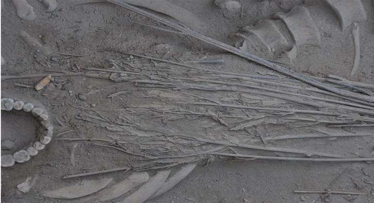 Archaeologists Discover 2,500 Year Old Cannabis Burial Shroud in China