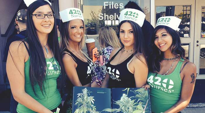 The 5 Types of People You Are Guaranteed to Meet at Cannabis Events
