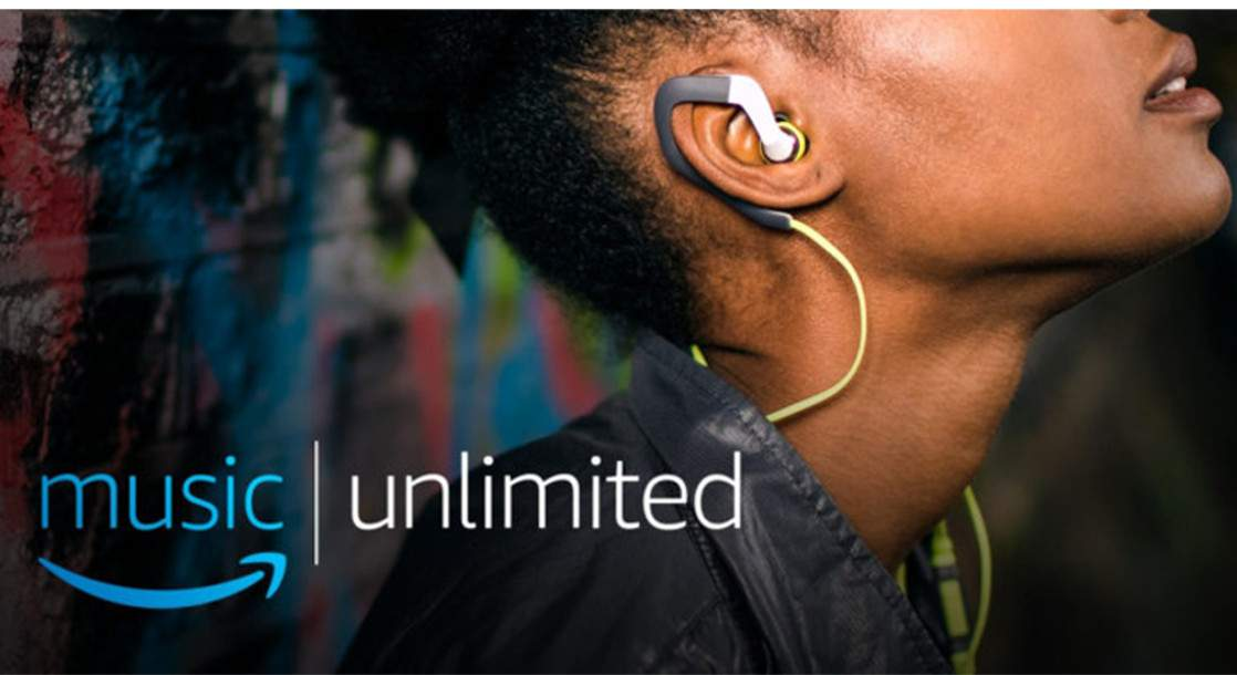 Amazon Launches Music Unlimited Streaming Service