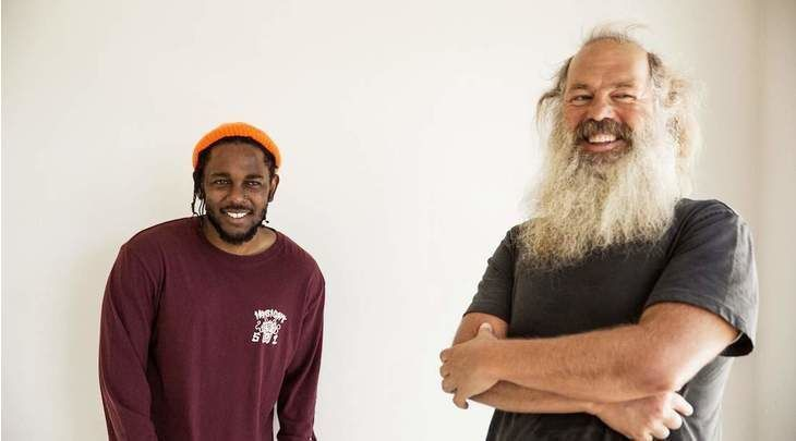 Icons Meet as Rick Rubin Interviews Kendrick Lamar for GQ
