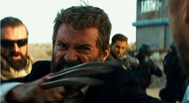 "Hugh Jackman Returns for Last Hurrah as Wolverine in Badass ""Logan"" Trailer"