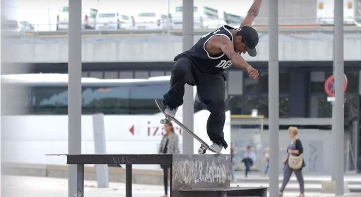 "Tiago Lemos' ""Press Play"" Part Is Amazing"