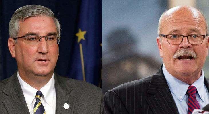 Indiana Gubernatorial Candidates Differ on Medical Marijuana