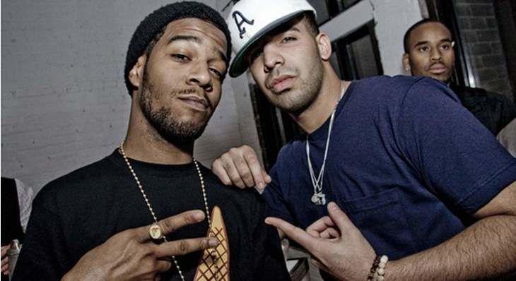 The Feud Between Drake and Kid Cudi Intensifies, Kanye West Tries to Pacify