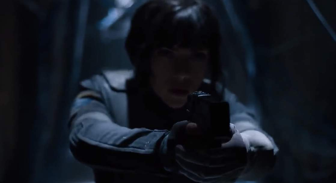 Watch the First Official 'Ghost In The Shell' Trailer