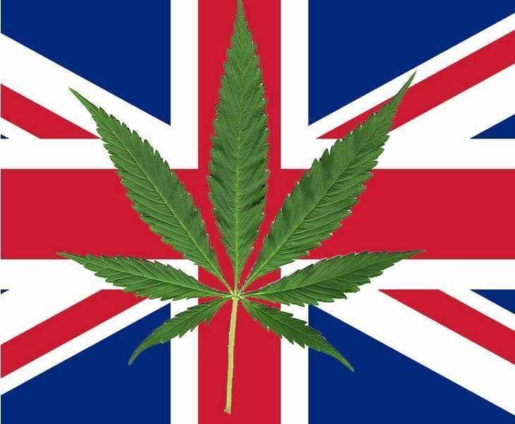 United Kingdom Could Be Forced to Consider Marijuana Legalization