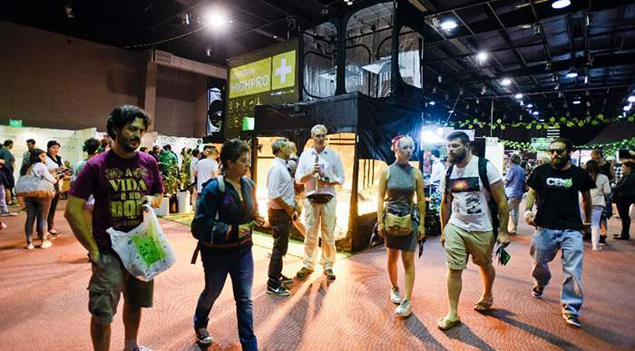 What Happened When the Cannabis Industry Rolled Into Las Vegas Last Weekend