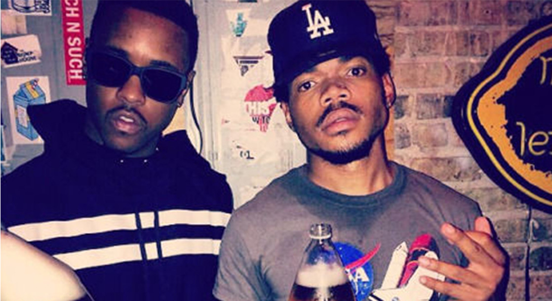 """Chance the Rapper and Jeremih Drop Surprise Holiday Mixtape """"Merry ..."""