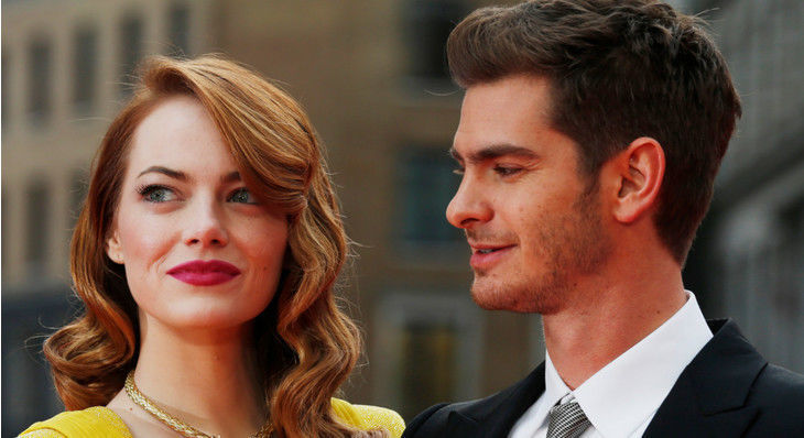 Andrew Garfield Recalls Getting High With Ex Emma Stone at Disneyland