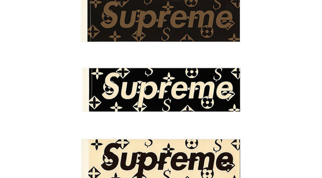 Supreme to Collaborate with Louis Vuitton