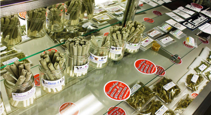 California Marijuana Dispensaries Are Already Selling Recreational Pot – Illegally