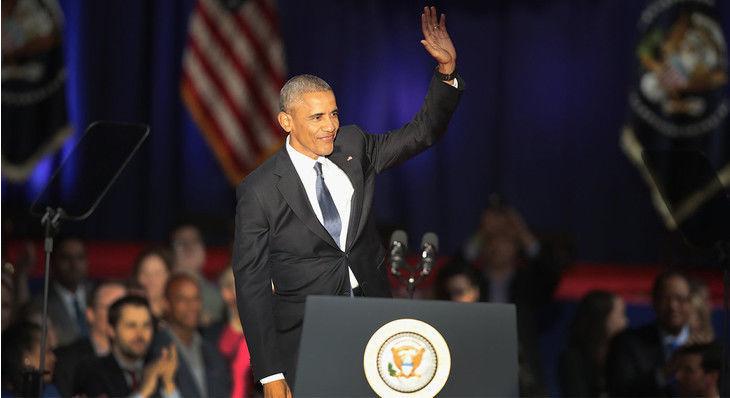 President Obama's Potent Farewell Address is a True Tear-Jerker