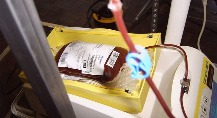 You Can Get a Transfusion of Teenage Blood for Only $8000