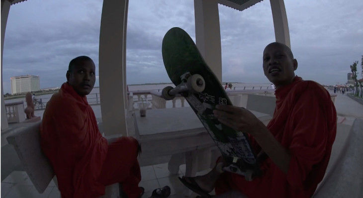 """Neon Feet"" Highlights Some Incredible Cambodian Skateboarding"