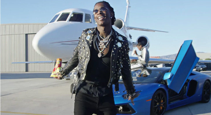 Young Thug Drops the Best Music Video of 2017 Without Even Showing Up