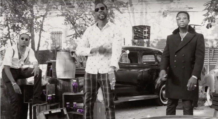 """2 Chainz Drops """"Good Drank"""" Video Featuring Quavo and Gucci Mane"""