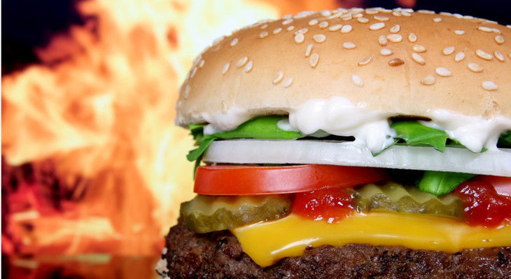 Which fast-food wrappers may have more risky chemicals than others?