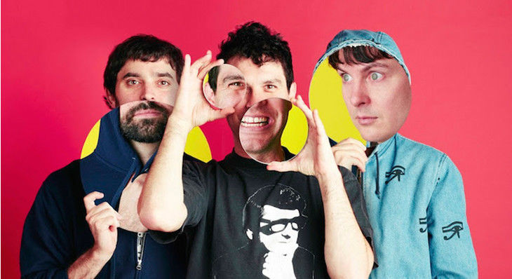"""Animal Collective Drops Vibrant Lyric Video for New Track """"Kinda Bonkers"""""""