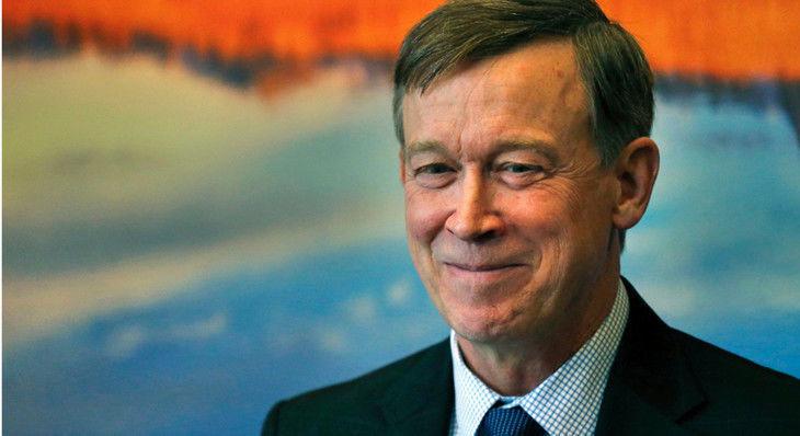 Colorado Gov. Hickenlooper Advises California to Regulate Edibles, Pesticides, and Home-Grown Marijuana