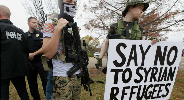 Southern Poverty Law Center Reports Rise in Hate Groups in 2016