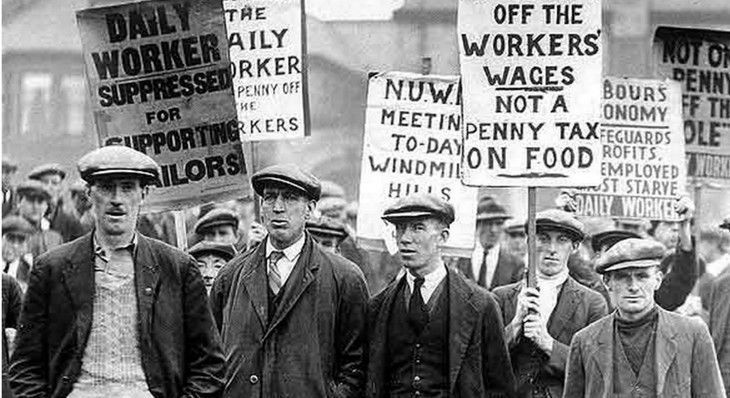 Will We See A General Strike and How Will It Happen?
