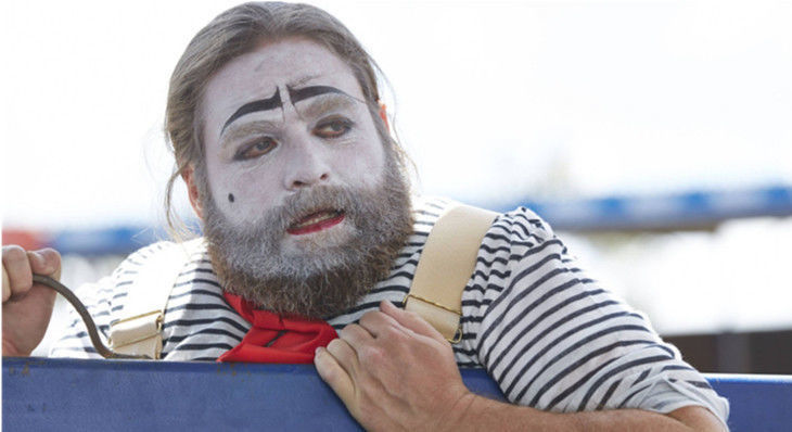 Baskets says more about American politics than most TV