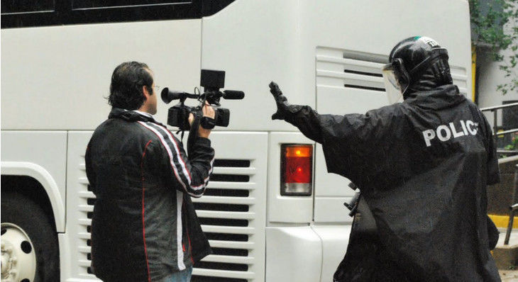 Federal Appeals Court Rules That People Have the Right to Film Police