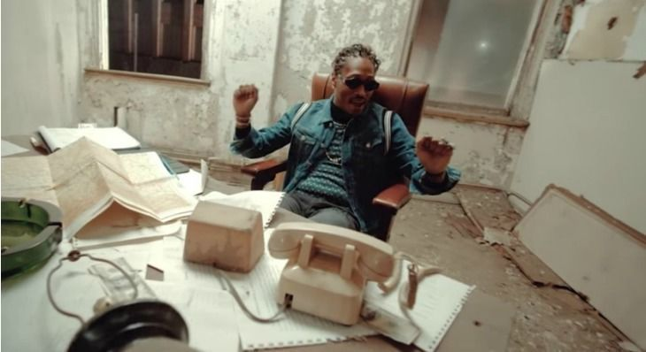 """Future Continues His Hot Streak with a Second Album in Two Weeks and a New Video For """"Draco"""""""
