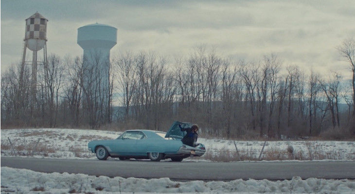 "A Phantom Car Chases Tei Shi in Ominous ""How Far"" Music Video"