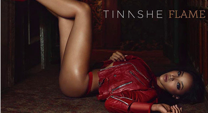 "Tinashe Aims for Pop Paydirt with New Single ""Flame"""
