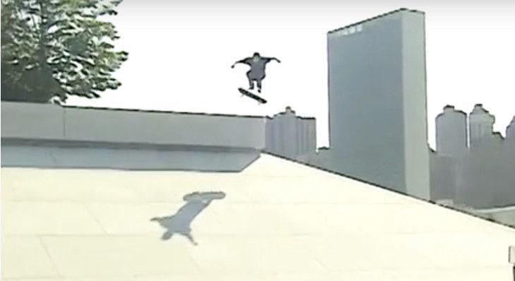 """Ty Beall's """"Gospel"""" Part Deserves a Sunday Skate Sermon"""