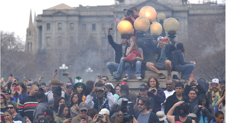 Denver 420 Fest Cancelled Following Opposition from Park Advocates