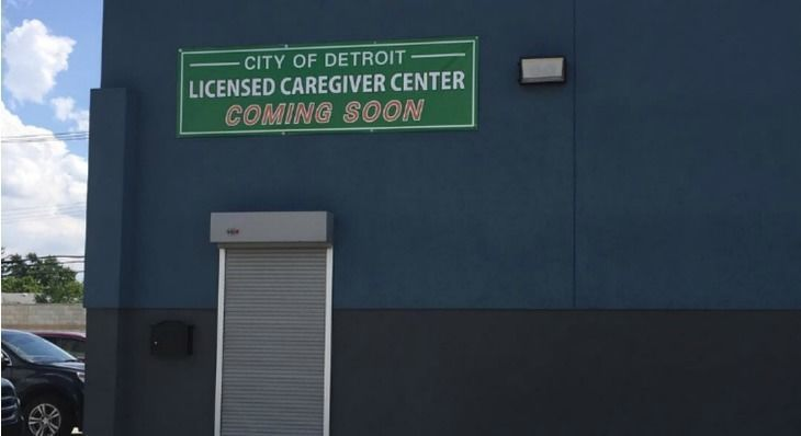 Strict Zoning Regulations Have Forced Over 100 Detroit Dispensaries to Close