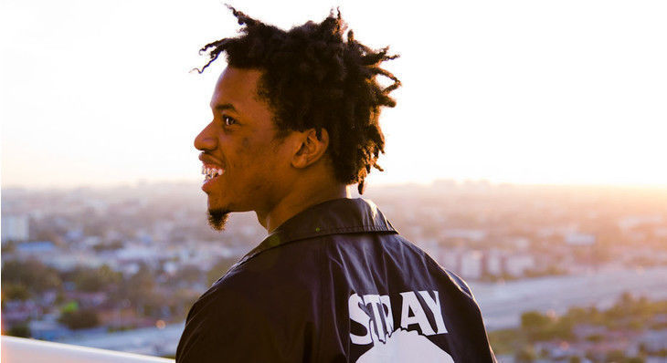 "Listen to Denzel Curry & Twelve'len's Spacey Remix of Little Dragon's ""High"""
