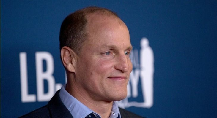 Woody Harrelson Doesn't Smoke Weed Anymore