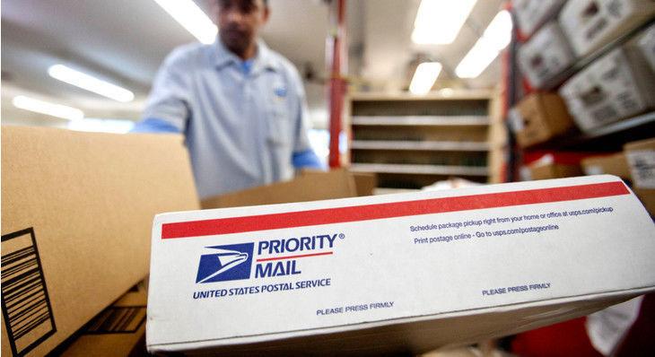 U.S. Postal Service Reports Spike in Marijuana Shipments