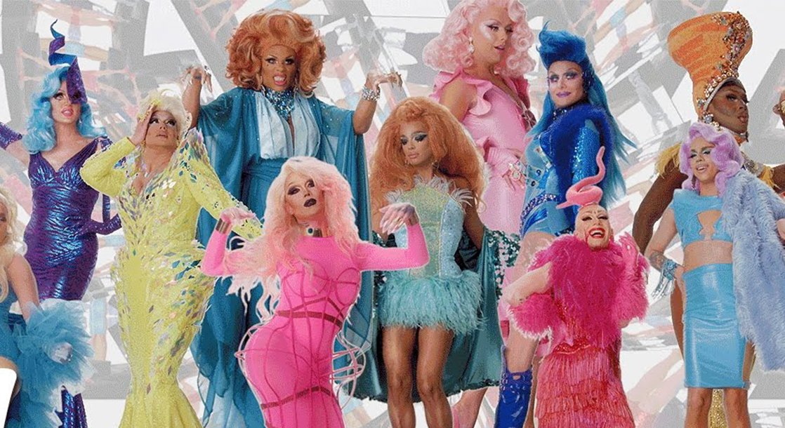 """""""RuPaul's Drag Race"""" Is Back, and Meet the Incredible New (and Old) Queens Competing"""