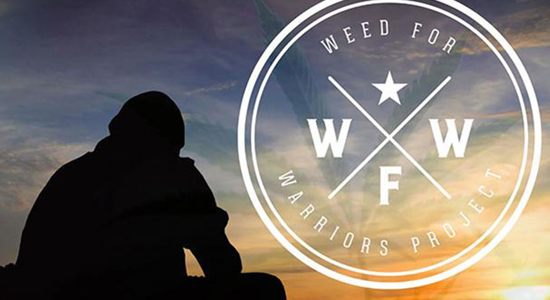 The President of Advocacy Group Weed for Warriors Believes the Government Is Failing Vets with PTSD