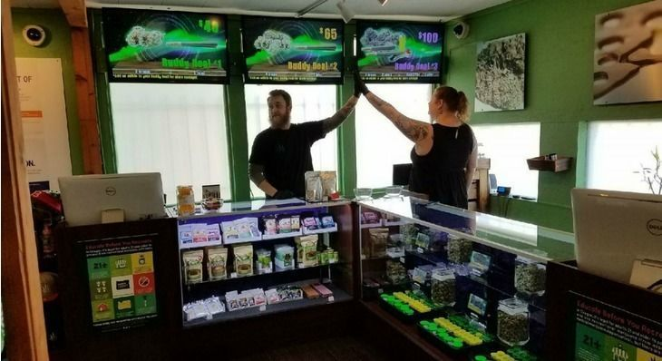 Oregon Legislators Approve Cannabis Customer Protection Bill