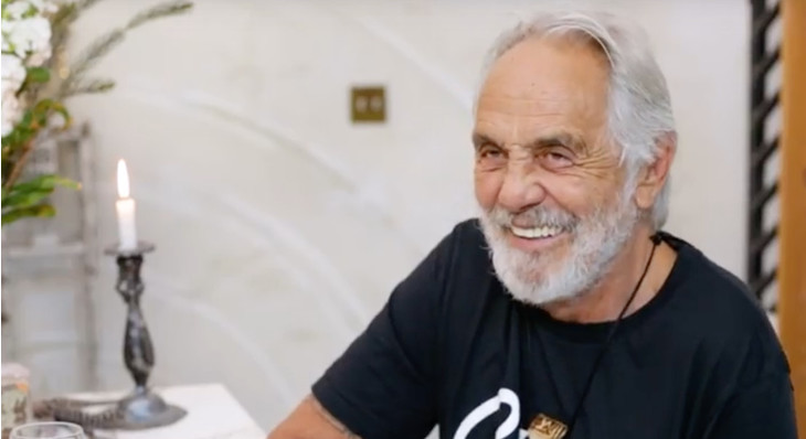 Tommy Chong Once Tried to Get John Lennon High