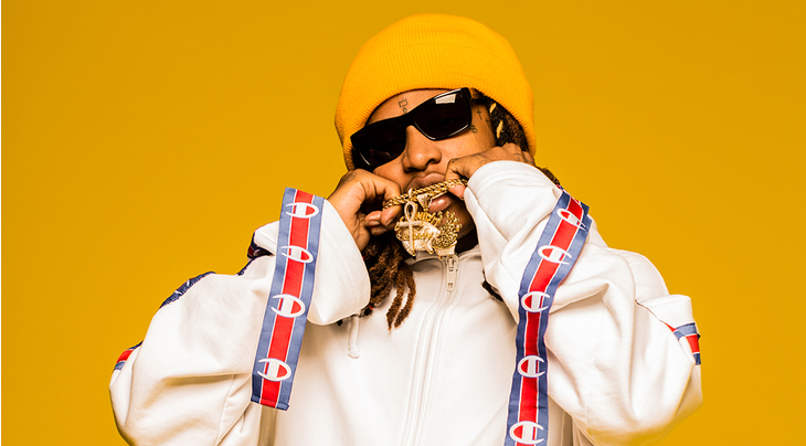Nef The Pharaoh's MERRY JANE Playlist Takeover